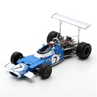 Spark Matra MS80 - 1st 1969 Race Of Champions - #7 J. Stewart 1:43