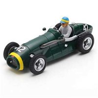 Spark Connaught A-Type - 1953 French Grand Prix - #42 P. Bira 1:43