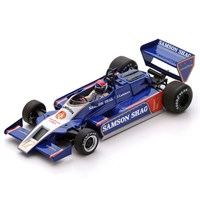 Spark Shadow DN9 - 1979 Argentinian Grand Prix - #17 J. Lammers 1:43