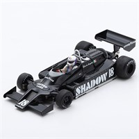 Spark Shadow DN9 - 1979 American Grand Prix - #18 E. De Angelis 1:43