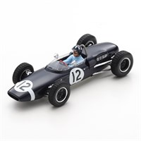 Spark Lotus 18-21 - 1962 Mallory Park F1 - #12 G. Hill 1:43