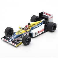 Spark Williams FW11 - 1st 1986 Brazilian Grand Prix - #6 N. Piquet 1:43