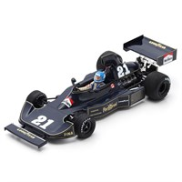 Spark Williams FW04 - 1976 Brazilian Grand Prix - #21 R. Zorzi 1:43