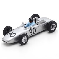 Spark Porsche 804 - 1st 1962 French Grand Prix - #30 D. Gurney 1:43