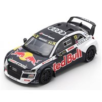 Spark Audi S1 RX Quattro - 2018 Great Britain World Rallycross - #13 A. Bakkerud 1:43