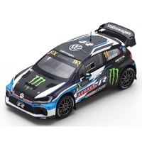 Spark Volkswagen Polo R - 2018 Portugal World Rallycross - #11 P. Solberg 1:43