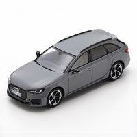 Spark Audi RS 4 2018 - Nardo Grey 1:43