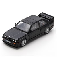 Spark BMW M3 Sport Evolution 1990 - Black 1:43