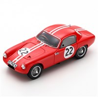 Spark Lotus Elite - 1962 Goodwood Tourist Trophy - #22 L. Leston 1:43