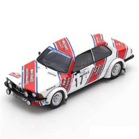 Spark BMW 320 - 1980 Monte Carlo Rally - #17 T. Makinen 1:43