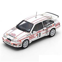 Spark Ford Sierra RS Cosworth - 1987 Monte Carlo Rally - #10 K. Grundel 1:43