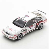 Spark Ford Sierra RS Cosworth - 1987 Rally France - #2 S. Blomqvist 1:43