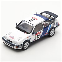 Spark Ford Sierra RS Cosworth - 1988 Rally France - #12 C. Sainz 1:43