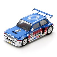 Spark Renault 5 Maxi Turbo - 1987 Superproduction - #25 E. Comas 1:43