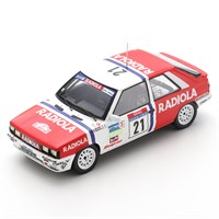 Spark Renault 11 Turbo - 1987 Rally France - #21 P. Rouby 1:43