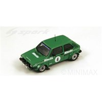 Volkswagen Golf GTI - 1981 German Rally Champion - #6 A. Stock 1:43