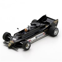 Spark Lotus 88 - 1981 Presentation Car - #11 C. Chapman 1:43