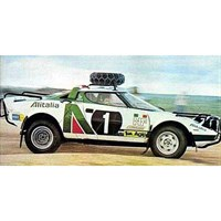 Sun Star Lancia Stratos HF - 1976 Safari Rally - #1 B. Waldegard 1:18