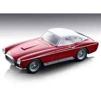 Tecnomodel Ferrari 250 MM Coupe Vignale 1953 - Red/Silver 1:18