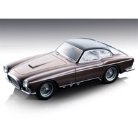 Tecnomodel Ferrari 250 MM Coupe Vignale 1953 - Metallic Bronze/Black 1:18