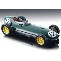 Tecnomodel Lotus 16 - 1959 Dutch Grand Prix - #12 I. Ireland 1:18