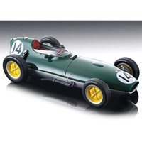Tecnomodel Lotus 16 - 1959 Dutch Grand Prix - #14 G. Hill 1:18