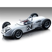 Tecnomodel Lotus 18 - 1960 American Grand Prix - #24 J. Hall 1:18