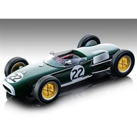 Tecnomodel Lotus 18 - 1960 French Grand Prix - #22 R. Flockhart 1:18