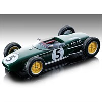 Tecnomodel Lotus 18 - 1960 Dutch Grand Prix - #5 A. Stacey 1:18