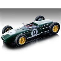 Tecnomodel Lotus 18 - 1960 British Grand Prix - #9 J. Surtees 1:18