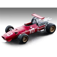 Tecnomodel Ferrari 312/68 - 1968 Dutch Grand Prix - #10 J. Ickx 1:18