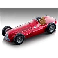 Tecnomodel Alfa Romeo 159 1951 - Press Car - Red 1:18