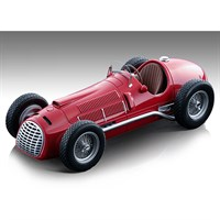 Tecnomodel Ferrari F1 275 1950 - Press Car - Red 1:18