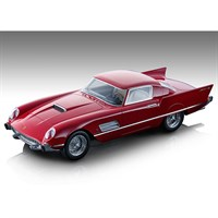 Tecnomodel Ferrari 410 Superfast 1956 - Red 1:18