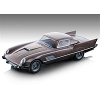 Tecnomodel Ferrari 410 Superfast 1956 - Metallic Bronze 1:18