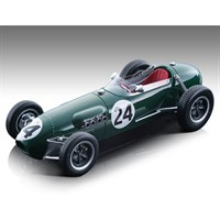 Tecnomodel Lotus 12 - 1958 Monaco Grand Prix - #24 C. Allison 1:18