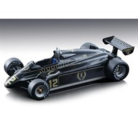 Tecnomodel Lotus 91 - 1982 British Grand Prix - #12 N. Mansell 1:18