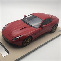Tecnomodel Touring Superleggera Berlinetta 2016 - Gloss Red 1:18