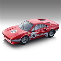Tecnomodel Ferrari 308 GTB 4 LM - 1978 Havirov International - #37 M. Dantinne 1:18
