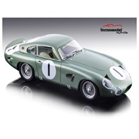 Aston Martin DP214 - 1963 Goodwood Tourist Trophy - #1 B. Mclaren 1:18