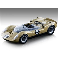 Tecnomodel McLaren Elva Mk.1 - 1966 Spinout Movie - #5 Elvis Presley 1:18