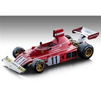 Tecnomodels Ferrari 312 B3 - 1st 1974 German Grand Prix - #11 C. Regazzoni 1:18