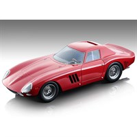 Tecnomodel Ferrari 250 GTO 64 1964 - Press Car - Red 1:18