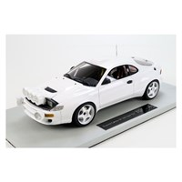 Top Marques Toyota Celica GT4 With Light Pods - White 1:18