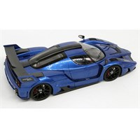 Top Marques Gemballa MIG U1 - Metallic Blue 1:18