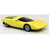 Top Marques Ferrari 512S Berlinetta Concept - Yellow 1:18