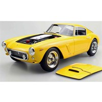 Top Marques Ferrari 250 GT SWB - Yellow 1:12