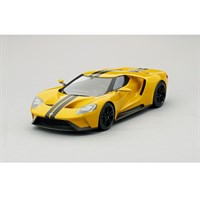 Ford GT - 2015 Los Angeles Auto Show - Triple Yellow 1:18