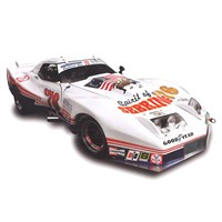 Chevrolet Corvette - 1976 Sebring 13 Hours - #76 1:18