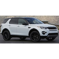 TopSpeed Land Rover Discovery Sport HSE - Fuji White 1:18